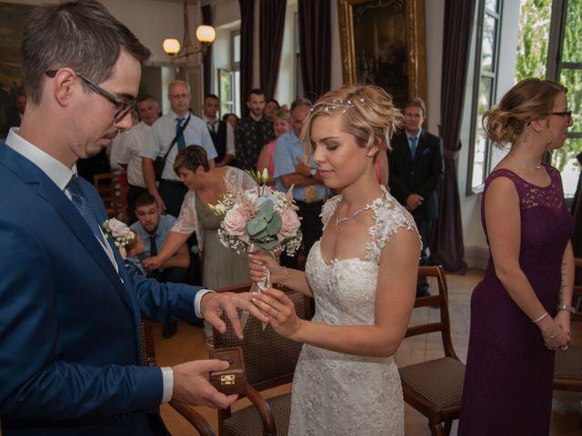 Le mariage de Xavier et Sandy à Montfort-l'Amaury, Yvelines 40