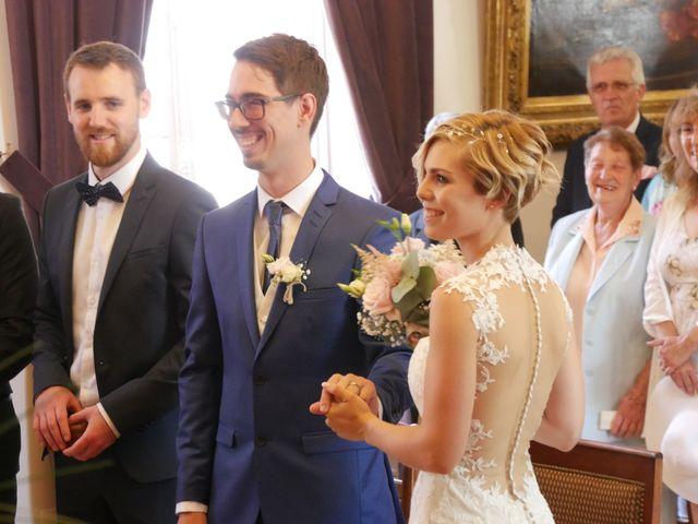 Le mariage de Xavier et Sandy à Montfort-l'Amaury, Yvelines 41