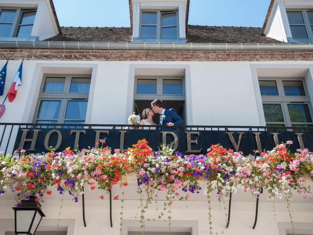 Le mariage de Xavier et Sandy à Montfort-l'Amaury, Yvelines 43