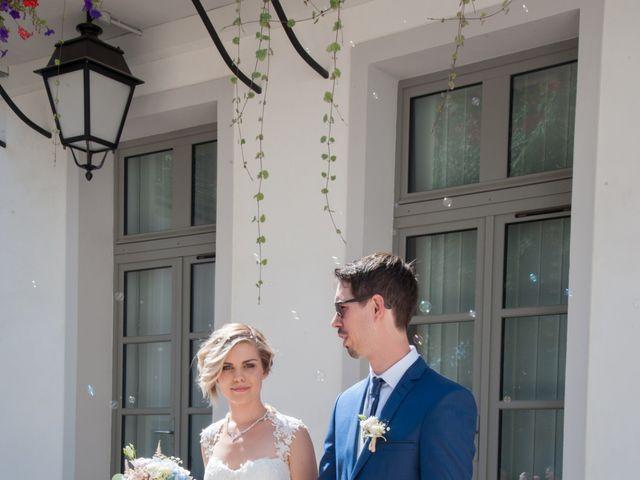 Le mariage de Xavier et Sandy à Montfort-l'Amaury, Yvelines 44