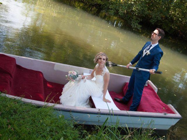 Le mariage de Xavier et Sandy à Montfort-l'Amaury, Yvelines 46