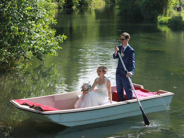 Le mariage de Xavier et Sandy à Montfort-l'Amaury, Yvelines 48