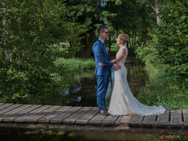 Le mariage de Xavier et Sandy à Montfort-l'Amaury, Yvelines 53