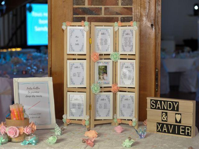Le mariage de Xavier et Sandy à Montfort-l'Amaury, Yvelines 56