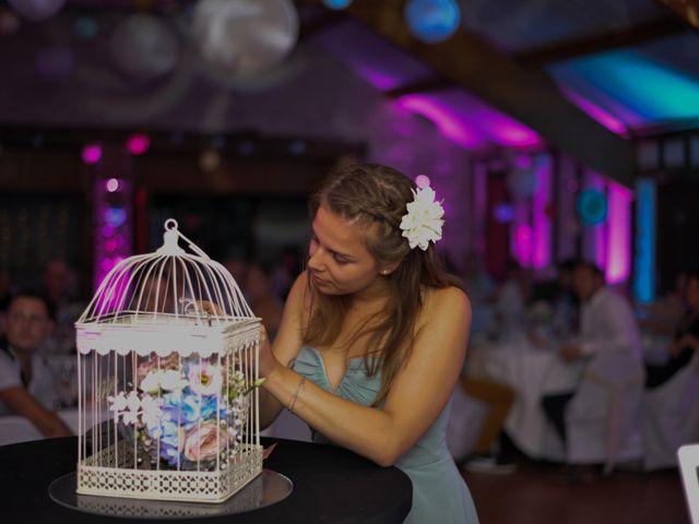 Le mariage de Xavier et Sandy à Montfort-l'Amaury, Yvelines 58