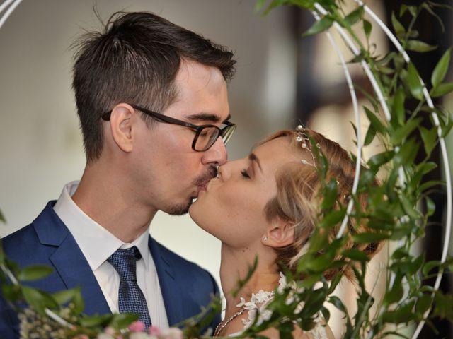 Le mariage de Xavier et Sandy à Montfort-l'Amaury, Yvelines 60