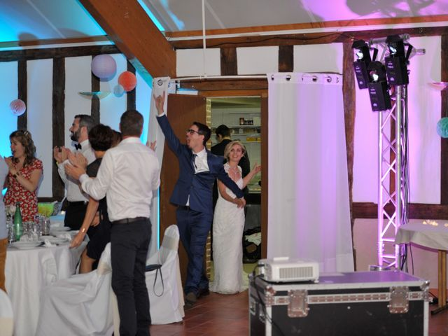 Le mariage de Xavier et Sandy à Montfort-l'Amaury, Yvelines 63