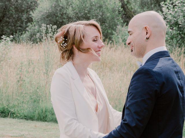 Le mariage de Christelle et Samuele