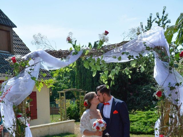 Le mariage de Kevin et Félicia à Crisolles, Oise 16