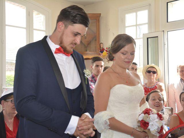 Le mariage de Kevin et Félicia à Crisolles, Oise 2