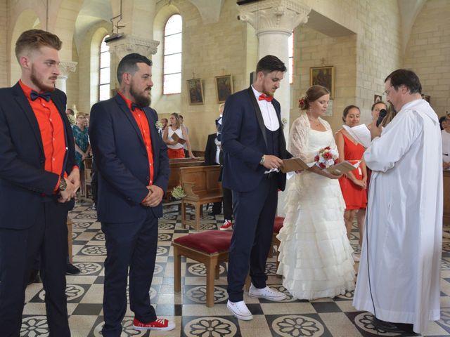 Le mariage de Kevin et Félicia à Crisolles, Oise 23
