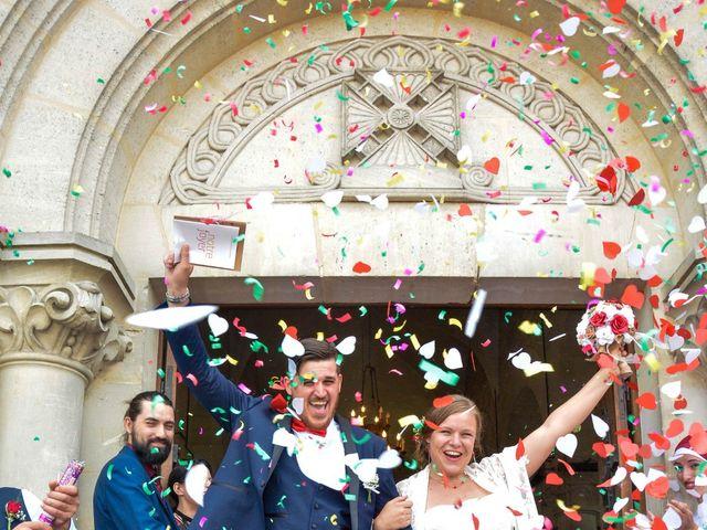Le mariage de Kevin et Félicia à Crisolles, Oise 25