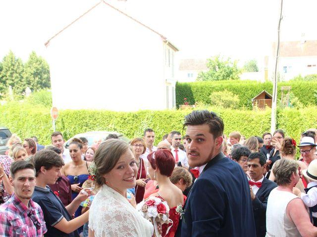 Le mariage de Kevin et Félicia à Crisolles, Oise 26