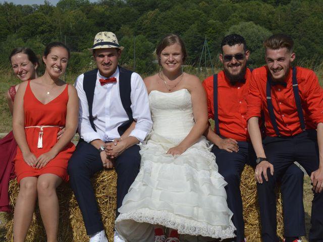 Le mariage de Kevin et Félicia à Crisolles, Oise 39