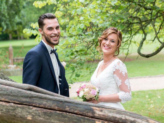 Le mariage de Vincent et Virginie à Saint-Aubin-lès-Elbeuf, Seine-Maritime 14