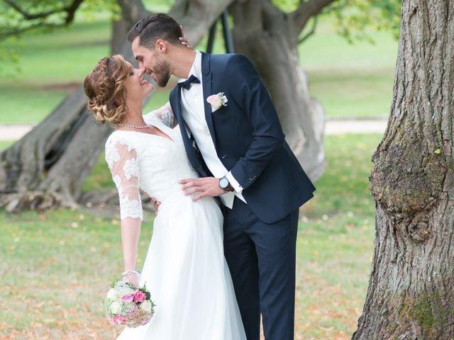 Le mariage de Virginie et Vincent