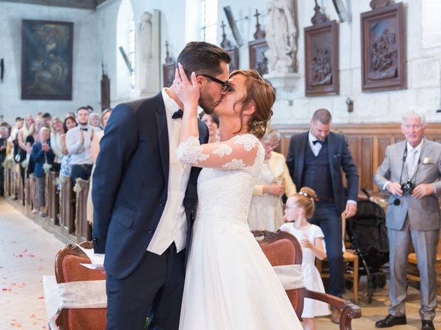 Le mariage de Vincent et Virginie à Saint-Aubin-lès-Elbeuf, Seine-Maritime 32