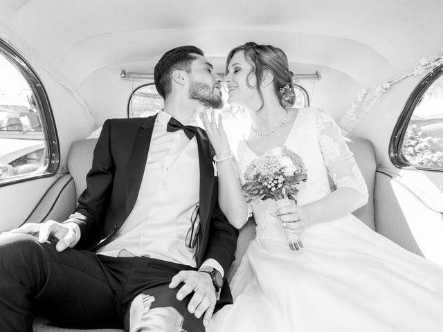 Le mariage de Vincent et Virginie à Saint-Aubin-lès-Elbeuf, Seine-Maritime 34