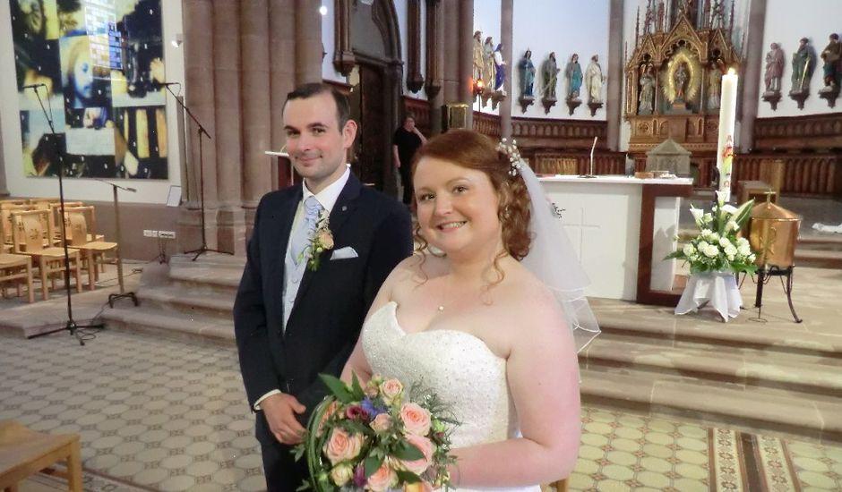 Le mariage de Vincent et Audrey   à Blotzheim, Haut Rhin