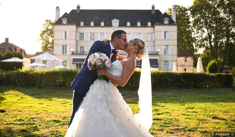 Le mariage de Sébastien et Cindy à Saulon-la-Chapelle, Côte d'Or