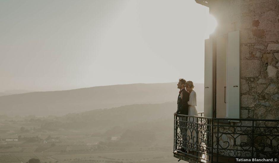 Le mariage de Mayer et Olivia à Le Castellet, Var