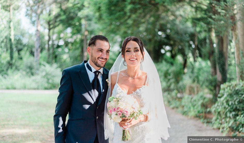 Le mariage de Aurélien et Marine à Vedène, Vaucluse