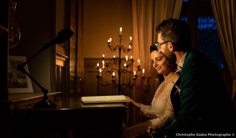 Le mariage de Ludovic et Laura à Nevers, Nièvre