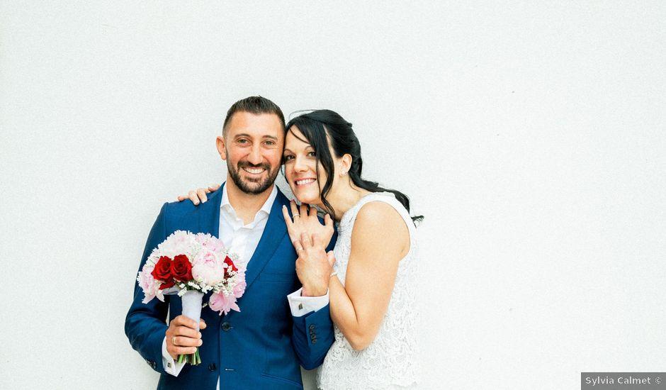 Le mariage de Marc et Mélanie à Sénas, Bouches-du-Rhône