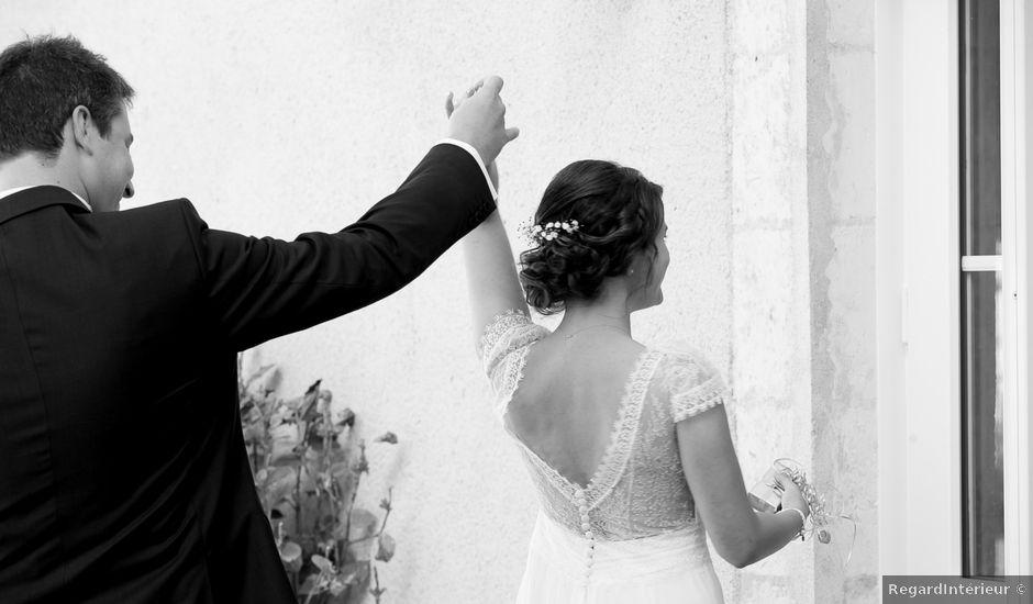 Le mariage de Jérôme et Manuella à Chauray, Deux-Sèvres