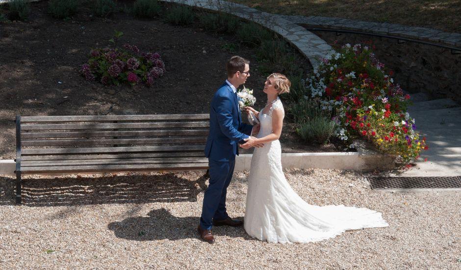 Le mariage de Xavier et Sandy à Montfort-l'Amaury, Yvelines