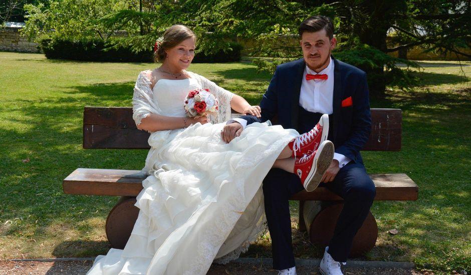 Le mariage de Kevin et Félicia à Crisolles, Oise