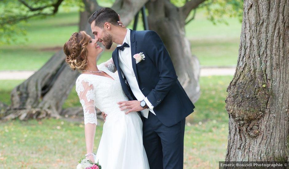 Le mariage de Vincent et Virginie à Saint-Aubin-lès-Elbeuf, Seine-Maritime