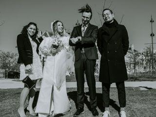 Le mariage de Elisabeth et Phillip 1