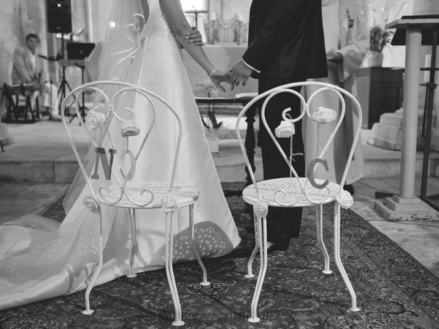 Le mariage de Clément et Noëlie à Menetou-Couture, Cher 7