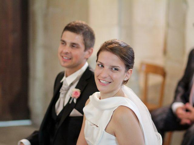 Le mariage de Clément et Noëlie à Menetou-Couture, Cher 8