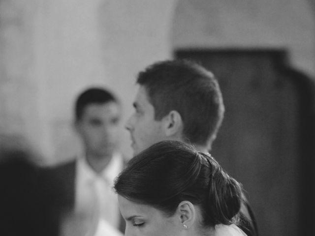 Le mariage de Clément et Noëlie à Menetou-Couture, Cher 9