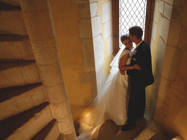 Le mariage de Clément et Noëlie à Menetou-Couture, Cher 12