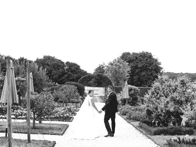 Le mariage de Clément et Noëlie à Menetou-Couture, Cher 13