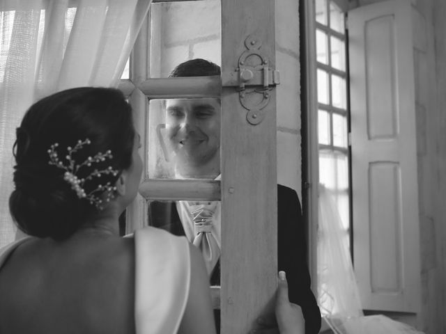 Le mariage de Clément et Noëlie à Menetou-Couture, Cher 16