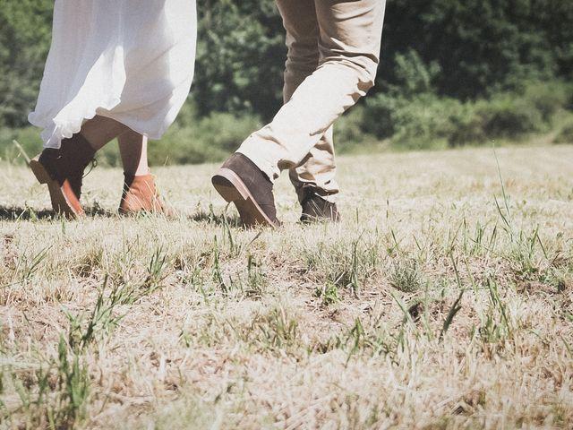 Le mariage de Julien et Carole à Villé, Bas Rhin 11