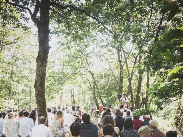 Le mariage de Julien et Carole à Villé, Bas Rhin 31