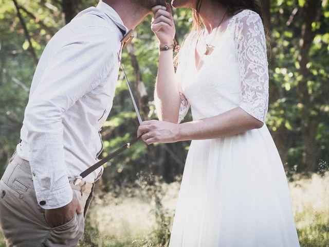 Le mariage de Julien et Carole à Villé, Bas Rhin 33