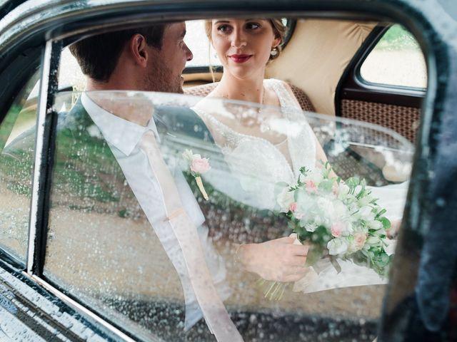 Le mariage de Pierre-Abel et Anne-Lucie à Saint-Avé, Morbihan 7