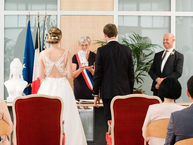 Le mariage de Pierre-Abel et Anne-Lucie à Saint-Avé, Morbihan 9