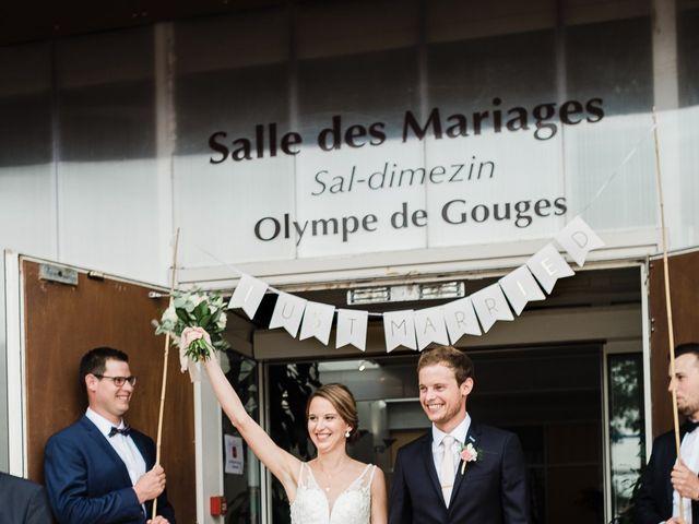 Le mariage de Pierre-Abel et Anne-Lucie à Saint-Avé, Morbihan 10