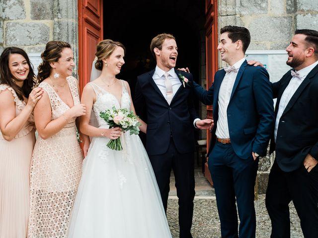 Le mariage de Pierre-Abel et Anne-Lucie à Saint-Avé, Morbihan 12