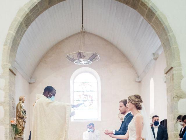 Le mariage de Pierre-Abel et Anne-Lucie à Saint-Avé, Morbihan 13