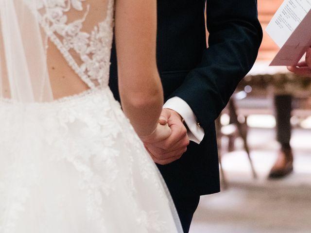 Le mariage de Pierre-Abel et Anne-Lucie à Saint-Avé, Morbihan 14