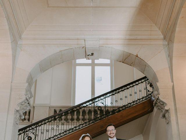 Le mariage de Phillip et Elisabeth à Paris, Paris 6