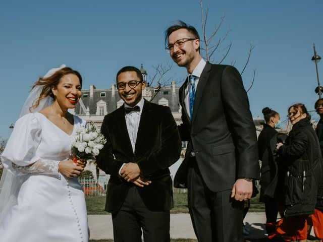 Le mariage de Phillip et Elisabeth à Paris, Paris 9